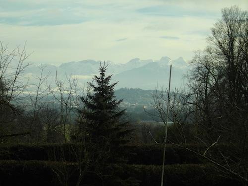 Montagnes Mainou, 20 janvier 2015, Marc Tamet